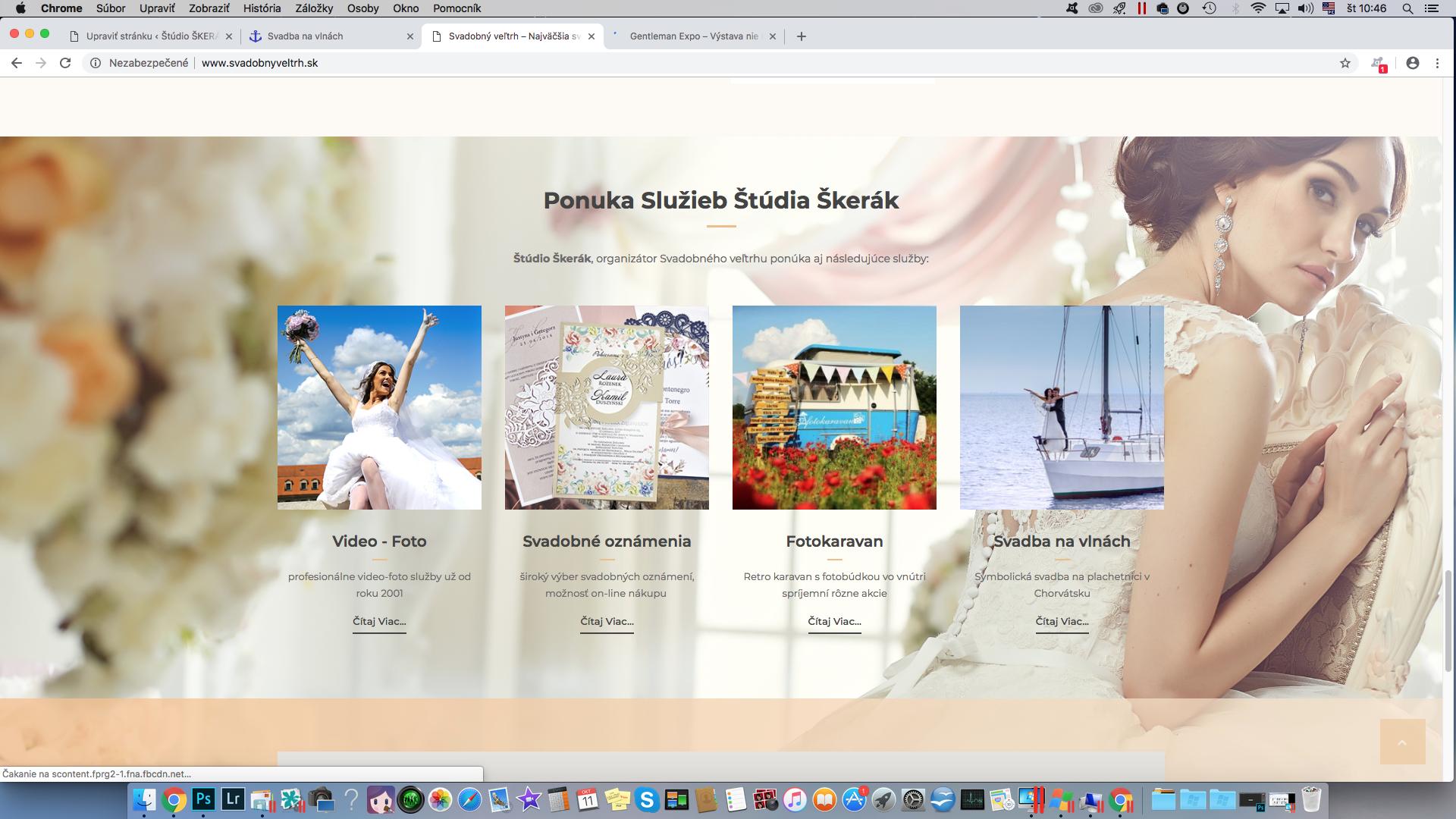 98fa9d1db144 Nami vytvorená webová stránka v základnom balíku obsahuje domovskú stránku
